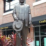 Vicente Martinez-Ybor: Pioneer of the cigar industry in Florida & Founder of Ybor City.