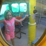 Age 5 and she loves submarines and periscopes.