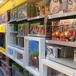 Bild från Lego Imagination Center