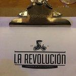 Foto de La Revolución. Comedor de Baja California