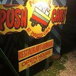Pushcart Restaurant &  Bar Foto