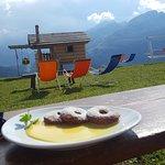 Photo de Rifugio Col Pradat