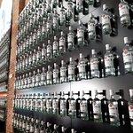 Rum wall!