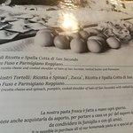 dal menu
