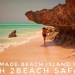 The white sand beaches of the Zanzibar what better way to finish off a wildlife safari