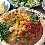 Best Hummus in Tel Aviv