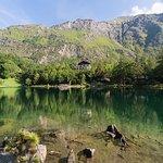 Photo de Chalet sul Lago a Moncenisio
