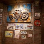Bicycle Cafe Foto