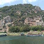 Lake Koycegiz (Dalyan)