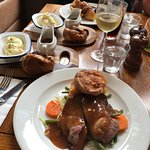 The best Sunday lunch I have ever eaten in my life