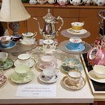 Come visit us and pick your own favorite teacup!