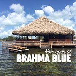 Come see us at Brahma blue resort
