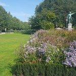 ภาพถ่ายของ Kungstradgarden Park