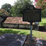Newspaper founder James Johnston's last resting place