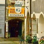 Travel Hostel Restaurant Foto