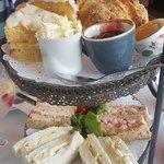 The Splendid afternoon tea
