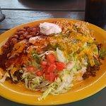 The Burrito Foto
