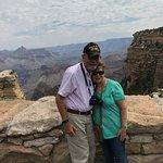Us ay the Grand Canyon
