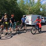 Duluth Traverse Mountain Bike Shuttle Services