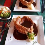 Foto de The Ashford Arms Restaurant