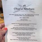 Billede af A Chef's Kitchen