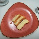 Tarta casera de queso