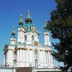 Ο Ναός του Αγίου Ανδρέα στο Κϊεβο