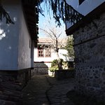 Cobbled street in Varosha