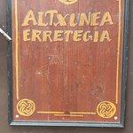 Photo de asador ALTXUNEA ERRETEGIA