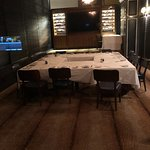 Private Dining room area for special events & Wine tastings