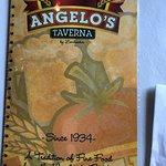 Bild från Angelo's Taverna