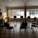 Conference Room in Winter