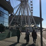 Foto van The Wheel of Liverpool