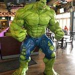 hulk inside