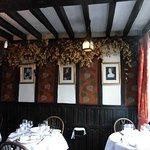 Foto de Restaurant at The Mermaid Inn