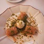 Wonderful Baklava was a treat for dessert