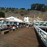 Photo de Malibu Pier