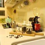 日安美好民宿公用廚房
