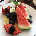 Yum fresh fruit