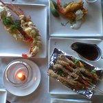 Lobsters Prawns and Langostine