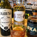 How about a Negroni menu!!!