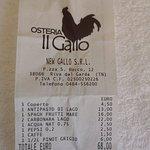 Ristorante Osteria Il Gallo Foto