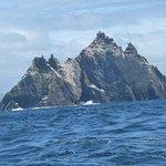 Photo of Skelligs Rock