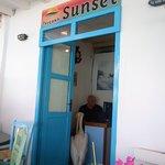 Sunset Taverna Foto