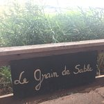 Foto van Le Grain de Sable