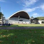 The Tallinn Song Festival Grounds before the rehearsal
