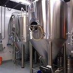 Watermans Fermentation tanks.....