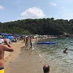 Foto van Spiaggia di Barabarca