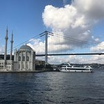 Valokuva: The Bosphorus Bridge