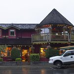 overview of The Common Loaf cafe and bake shop in Tofino